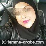 Femme musulmane sérieuse a Versailles