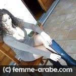 Salima belle arabe aux gros seins a Tours