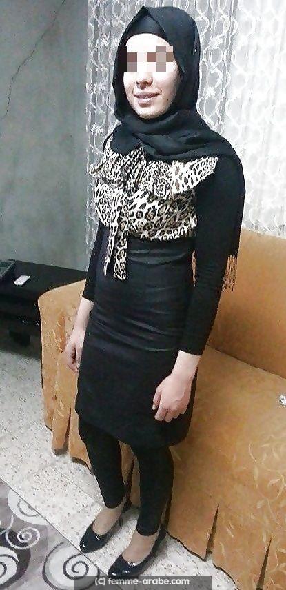 photo femme arabe
