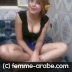 Leila 19 ans, algérienne coquine de la Castelane