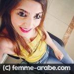 Jeune coquine arabe Nicoise a envie de se caser