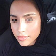 Faiza femme coquine arabe qui se prend pas la tete