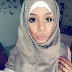 Muslim prête pour mariage (Clichy)