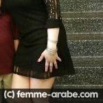 Femme maghrébine de Sarcelles