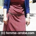 Musulmane algérienne veut venir en France