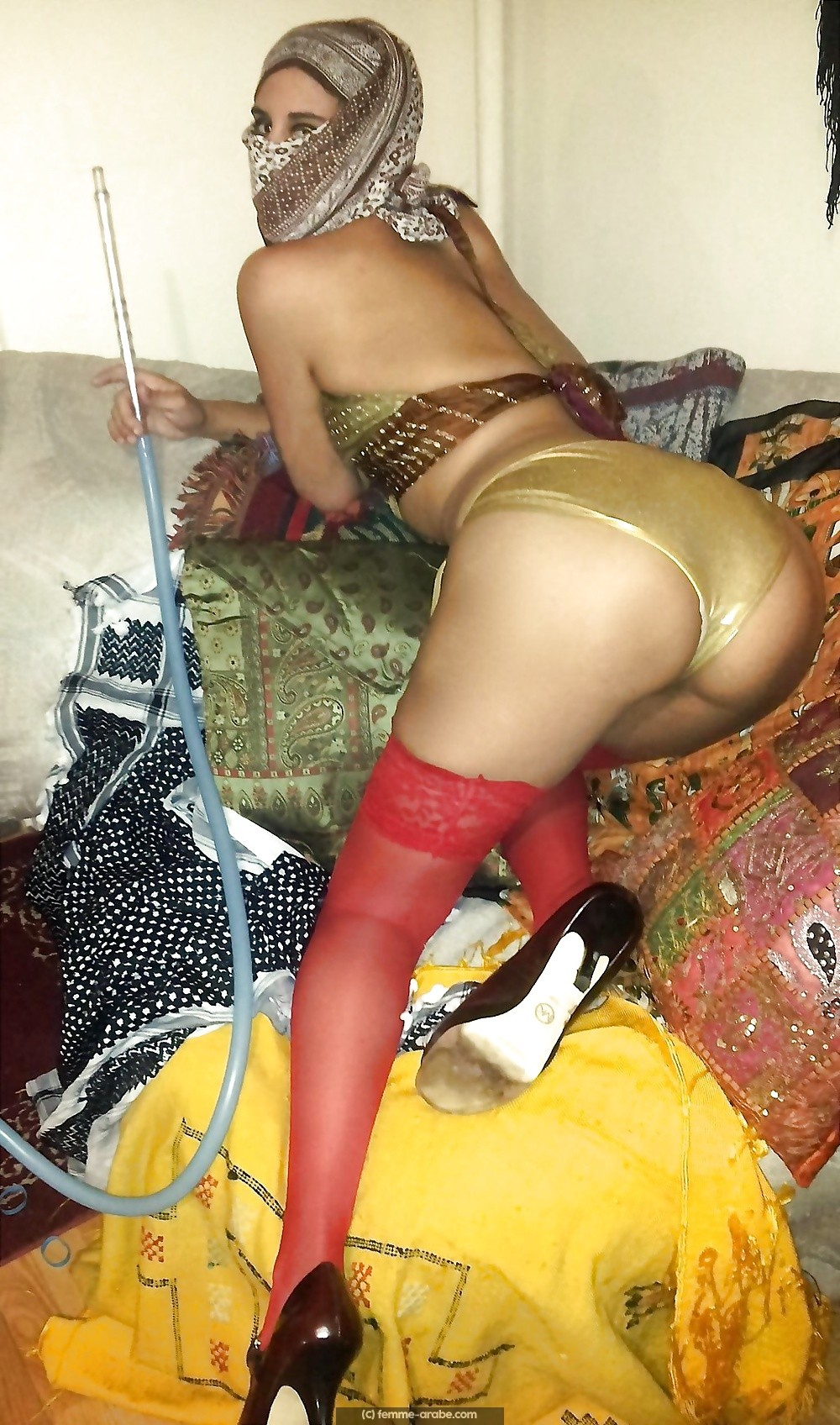 Baise avec jeune femme musulmane sexy