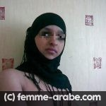 Sihame salope arabe assumée